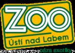 Logo Zoo Ústí nad Labem